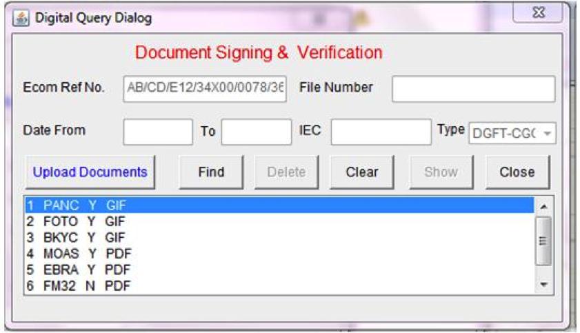IEC code online application 3